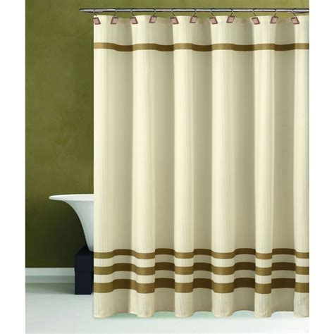 beige and gold curtains dr international bleecker shower curtain color beige