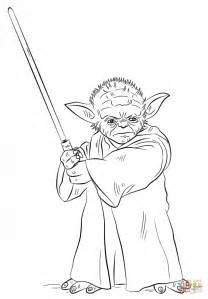 star wars yoda coloring pages download print free