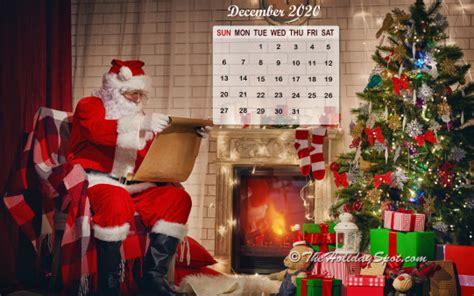 december  calendar wallpaper wallpapers  theholidayspot