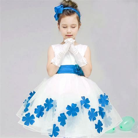 Gaun Tutu Flower Lace Princess Anak Dress Pesta Wedding Bayi Balita popular cocktail dress buy cheap cocktail dress