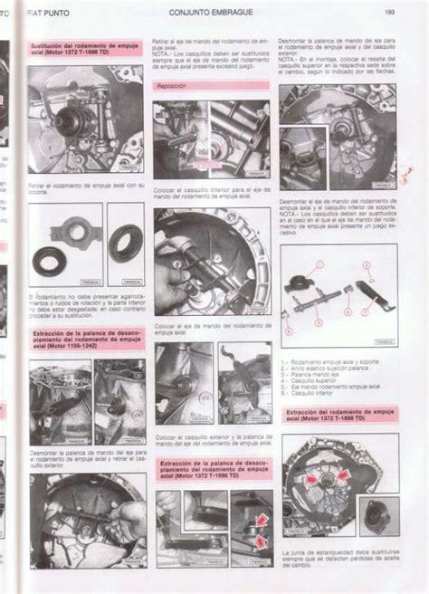 fiat punto 1998 manual descargar manual de taller fiat punto zofti descargas