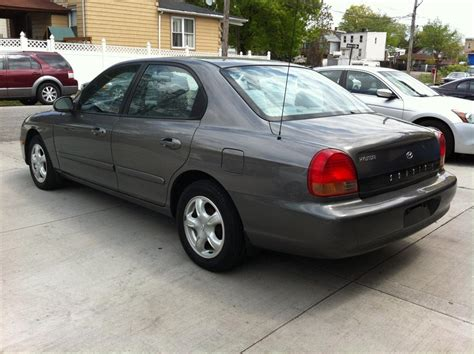 best car repair manuals 2000 hyundai sonata user handbook service manual car owners manuals for sale 2001 hyundai sonata head up display