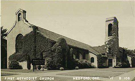 medford oregon churches