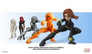 Disney Infinity Marvel Figures Disney Infinity Trailer Introduces The