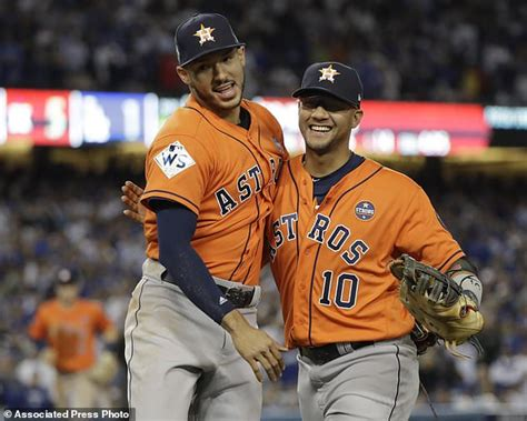 astros strong houston s historic 2017 chionship season books the astros romp past dodgers for 1st title daily