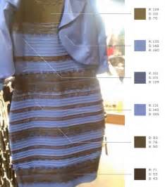 color dress the science of why no one agrees on the color of this