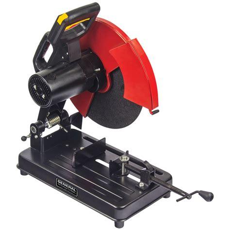 cut saw general international power products 14 metal cut sawbt8005