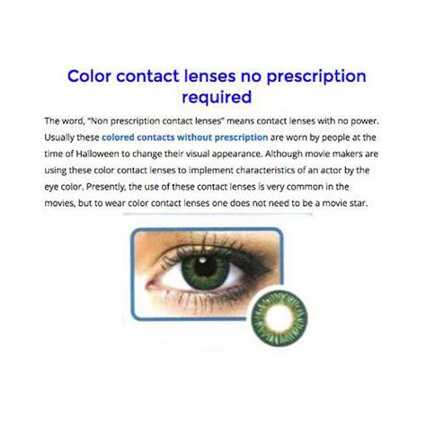 no prescription color contacts color contact lenses no prescription required
