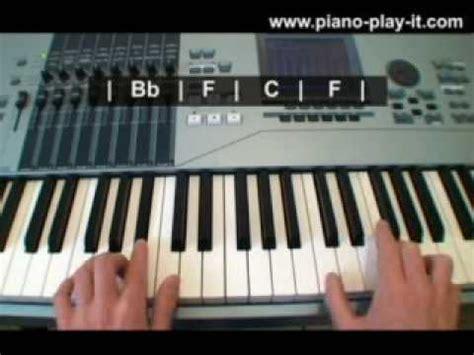 Tutorial Piano Beatles | hey jude piano tutorial beatles youtube
