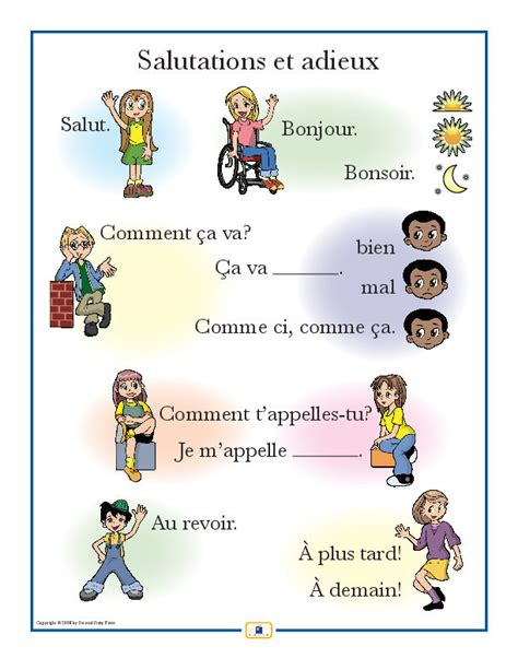 free printable birthday cards in french french set of 4 posters with everyday phrases french