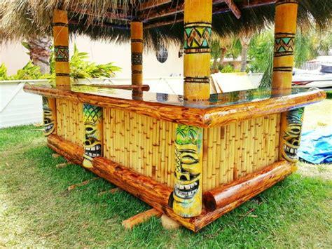 Portable Tiki Hut by Tiki Gallery Big Kahuna Tiki Huts