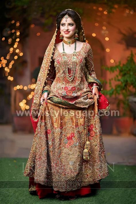 Best Bridal Dresses by Best Bridal Barat Dresses Designs Collection 2018 19 For