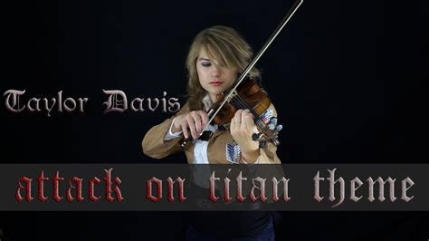 theme song attack on titan attack on titan theme guren no yumiya violin cover