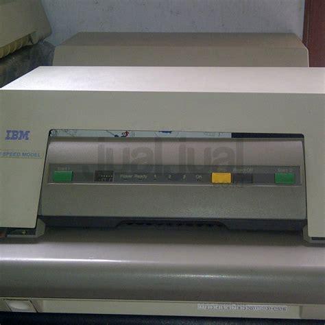 Ibm Passbook A03 9068 Surabaya printer passbook ibm 9068 a03 jualjual