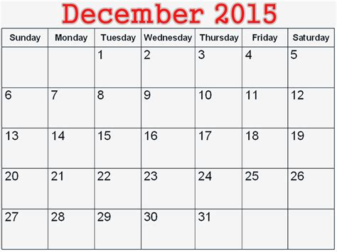 free printable december 2015 calendar with notes clipart of a december 2015 calendar clipground