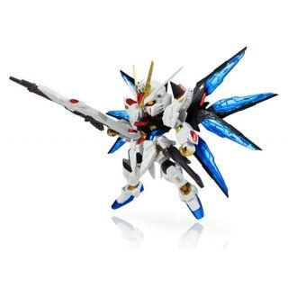 nxedge style ms unit strike freedom gundam recolor ver