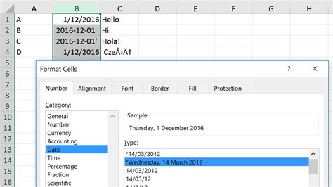 format date string c unexpected date format when writing to a