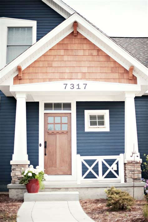 blue siding house lisa mende design best navy blue paint colors 8 of my favs