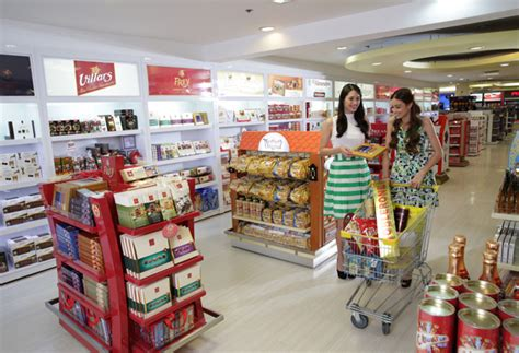 duty free shopping is more in the philippines