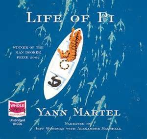 Novel Of Pi Kisah Pi Yann Martel sinopsis buku of pi yann martel perspektif