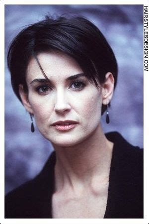 demi moore 1997 haicut 143 best images about hair styles on pinterest more bobs