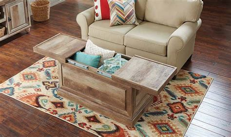 Better Homes And Gardens Coffee Table Better Homes And Gardens Crossmill Collection Coffee Table Weathered Gardens Home And Gifts