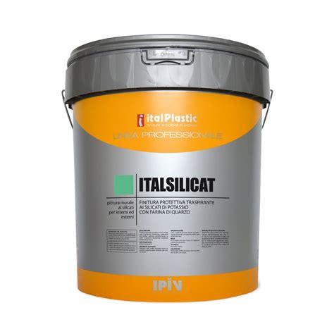 pittura ai silicati per interni italsilicat pittura ai silicati di potassio con farina