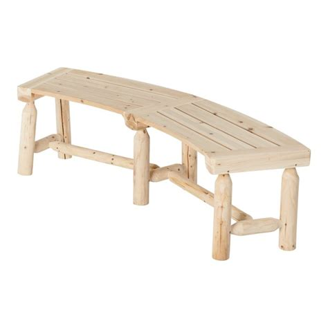 stonegate designs outdoor wooden fire pit bench model