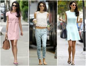 Girly Home Decor amal clooney s style inspiration life love lindsey