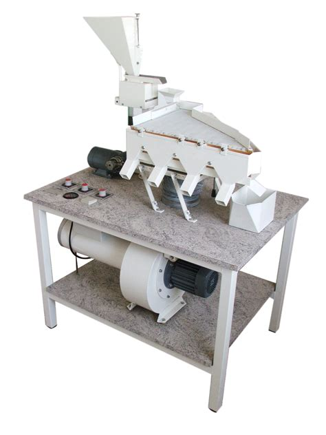 gravity table separator for china lab type gravity table grain separator 5xz l