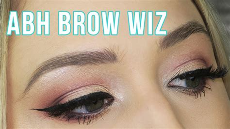 brow wiz colors beverly brow wiz review