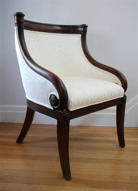 tub armchairs for sale 19th century empire tub armchair for sale at 1stdibs