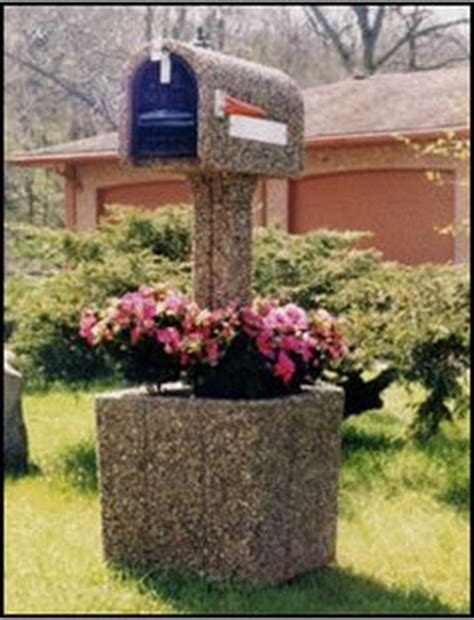 1000 images about mailbox planters on mailbox