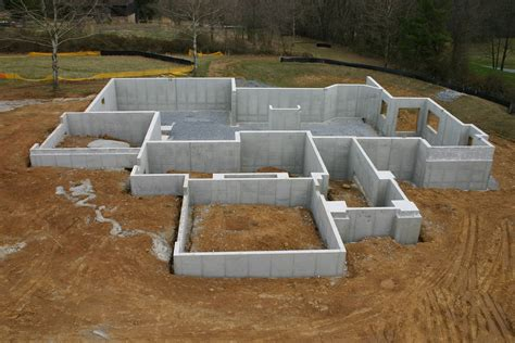 basement wall construction image result for pour a concrete foundation foundation laid foundation