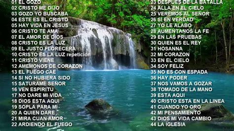 cadenas de coros cristianos evangelicos letras 44 coros evang 201 licos pentecostales del ayer canal