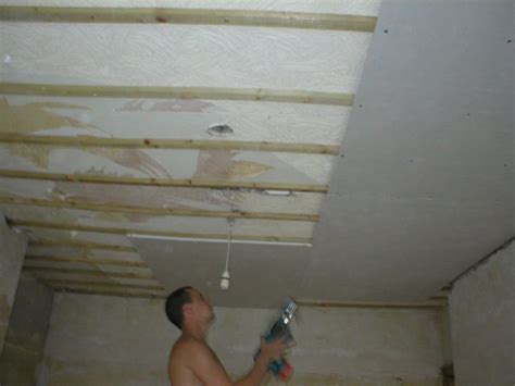 How To Put Plasterboard On Ceiling by Photo Gallery