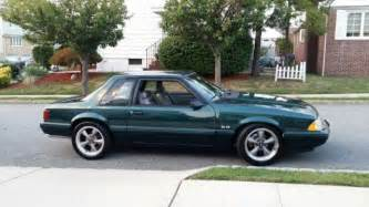 1992 coyote swapped mustang notchback