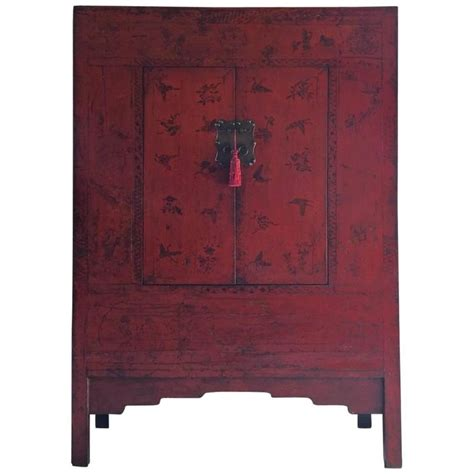 oriental armoire antique chinoiserie wardrobe armoire lacquered oriental