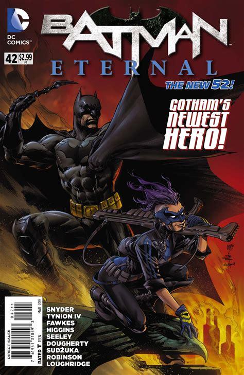 leading edge issue 71 volume 71 books previewsworld batman eternal 42