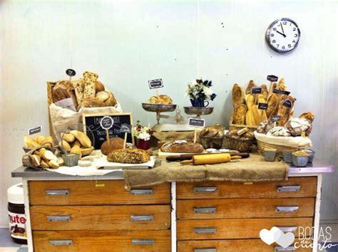 arreglo con panes taller del pan con nutella bodas de cuento