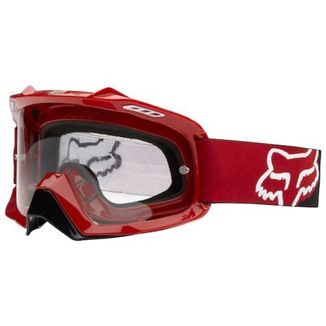 fox motocross goggles fox racing airspc goggles revzilla
