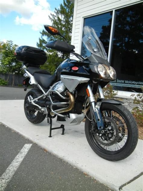max bmw ct 2009 moto guzzi stelvio dual sport for sale on 2040 motos