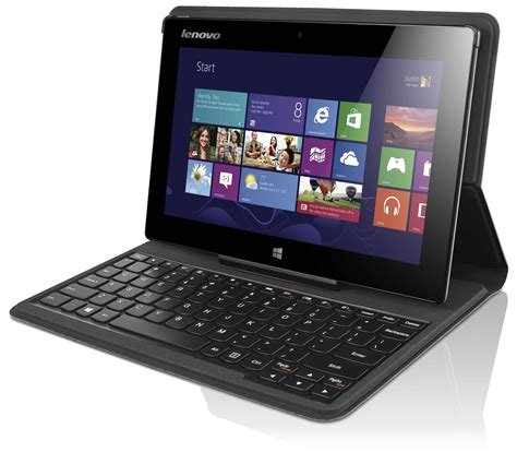 Laptop Lenovo Miix lenovo miix une tablette windows 8 224 500 euros m 224 j