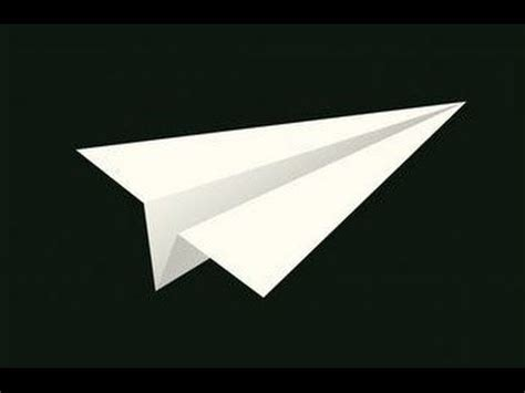 How To Make The Hawkeye Paper Airplane - 25 best ideas about papierflieger falten on