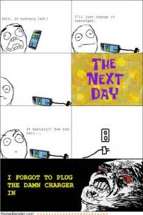 Meme And Rage - rage comics charging your phone meme collection