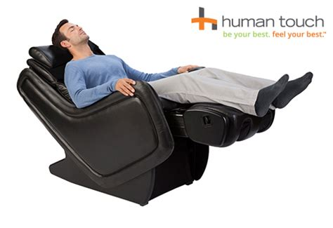 Sharper Image Chair by Human Touch Zero Gravity 174 Immersion Chair 2 0