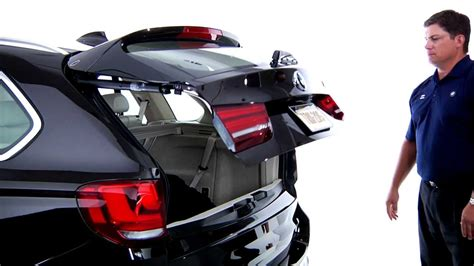 how to open a bmw x5 rear hatch bmw genius how to