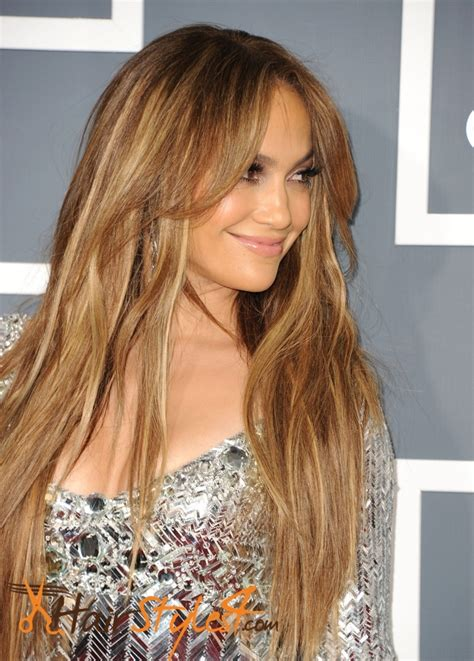 what color is jlo hair jennifer lopez hair color hairstyles4 com