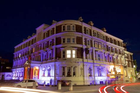 hallmark hotel chester the queen christmas party venue in