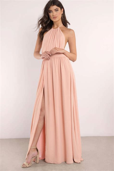 light pink color dresses cute vintage blue dress backless dress blue sleeveless
